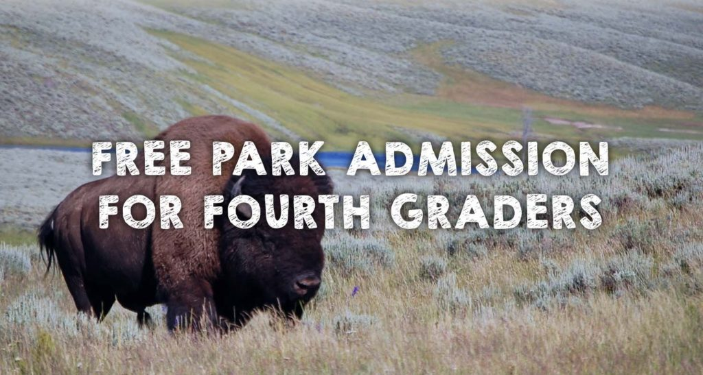 Free Park Admission for Fourth Graders