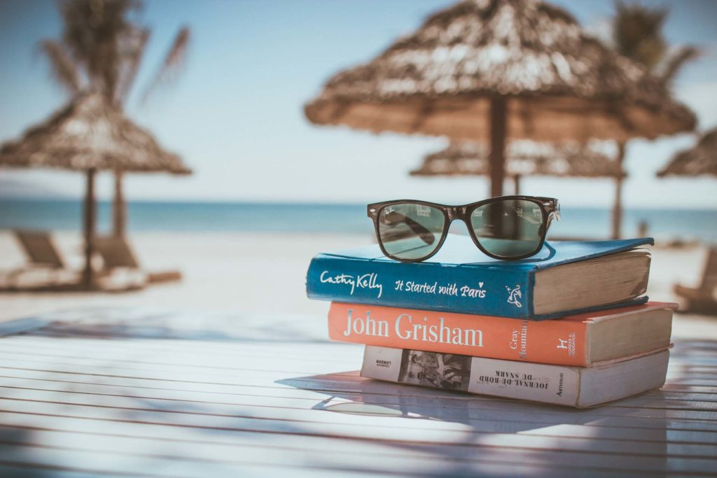 Summer Reading Lists for Teachers on Vacation