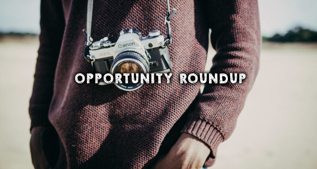 Opportunity Roundup